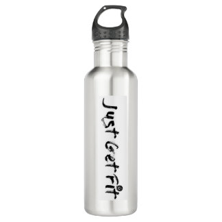 Stainless steel H2O bottle