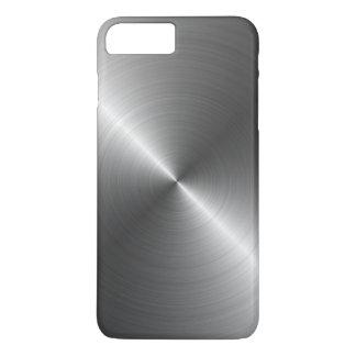 Stainless Steel Metal Look iPhone 7 case