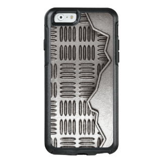Stainless Steel OtterBox iPhone 6/6s Case