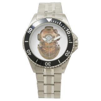 Stainless Steel Standard Hat Watch