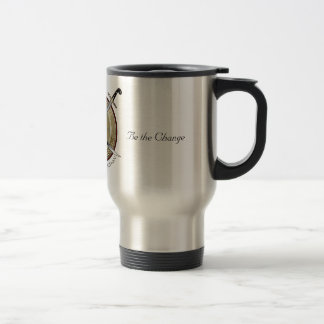 Stainless Steel TAC Travel Mug