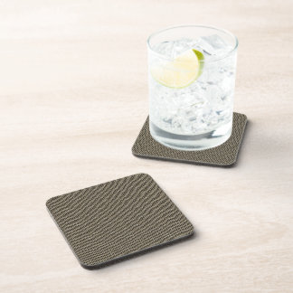 Stainless Steel Wire Mesh Pattern Coaster