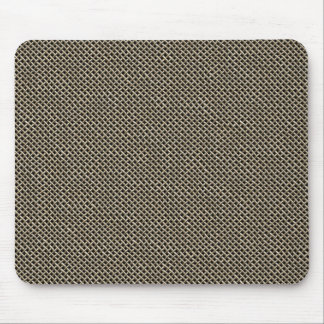 Stainless Steel Wire Mesh Pattern Mouse Pad