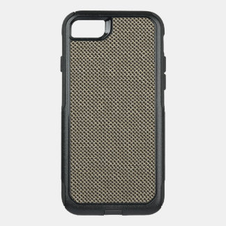 Stainless Steel Wire Mesh Pattern OtterBox Commuter iPhone 7 Case