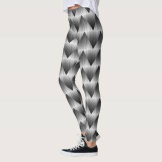 Stainless Zigzag Leggings