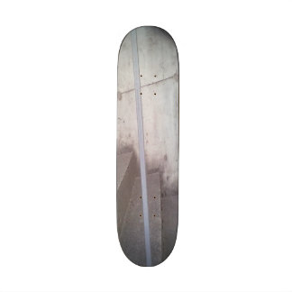 Stair fence and wall skateboard decks