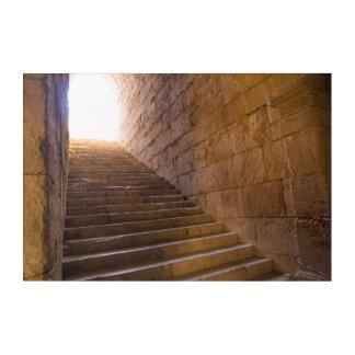 Staircase In Miletus Acrylic Print