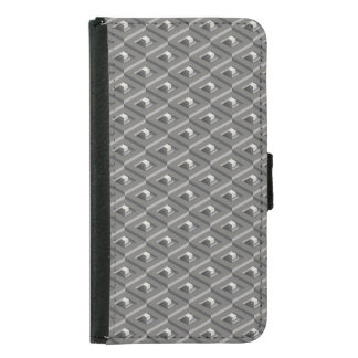 Staircase in Stairs pattern Samsung Galaxy S5 Wallet Case