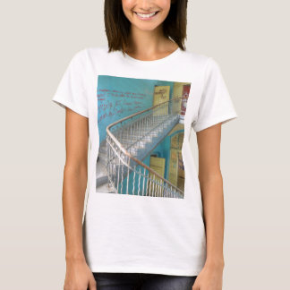 Stairs 01.0.4, Lost Places, Beelitz T-Shirt
