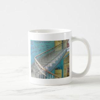 Stairs 01.0, Lost Places, Beelitz Coffee Mug