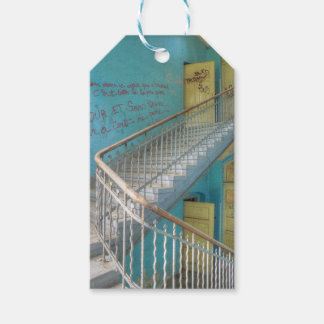 Stairs 01.0, Lost Places, Beelitz Gift Tags