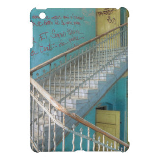 Stairs 01.0, Lost Places, Beelitz iPad Mini Case