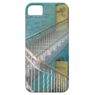 Stairs 01.0, Lost Places, Beelitz iPhone 5 Case
