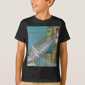 Stairs 01.0, Lost Places, Beelitz T-Shirt