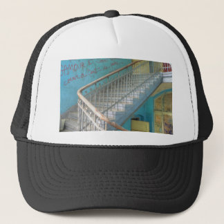 Stairs 01.0, Lost Places, Beelitz Trucker Hat