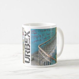 Stairs 01.0, URBEX, Beelitz Coffee Mug