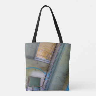 Stairs 02.0, Lost Places, Beelitz Tote Bag