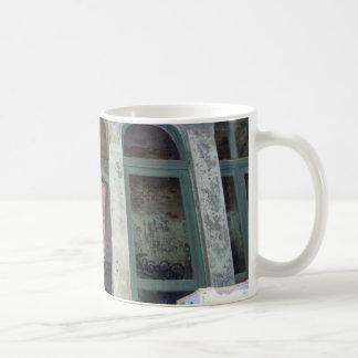 Stairs 02.0 ruin 02.0, Lost Places, Beelitz Coffee Mug