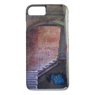 Stairs 02.0 ruin 02.2.3, Lost Places, Beelitz iPhone 8/7 Case