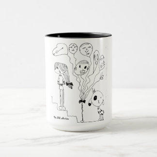 Stairs Party - Mika 2012 collection Mug