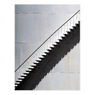 Stairs Postcard