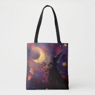 Stairs to the Moon Tote Bag