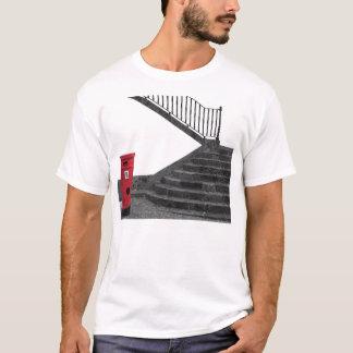 Stairway and post box T-Shirt