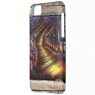 Stairway of Light iPhone 5C Cases