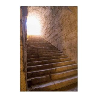 Stairway Ruins In Miletus Acrylic Print