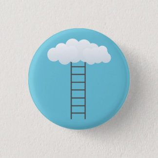 Stairway To Heaven 1 Inch Round Button