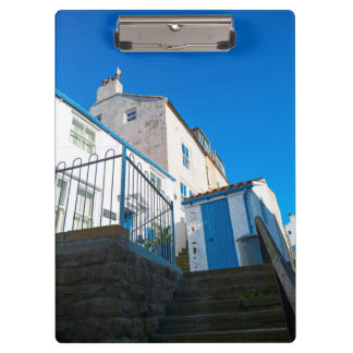 Staithes Yorkshire Clipboard