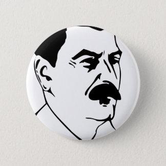 Stalin 2 Inch Round Button