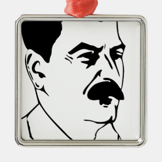 Stalin Metal Ornament
