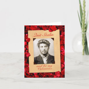 Stalin Cards Greeting Cards More Zazzle Ca