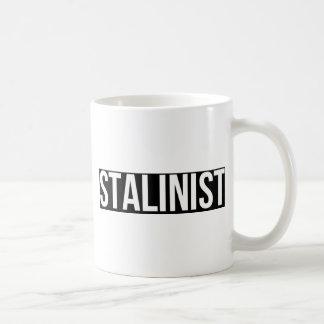 Stalinist Josef Stalin Soviet Union USSR CCCP Coffee Mug