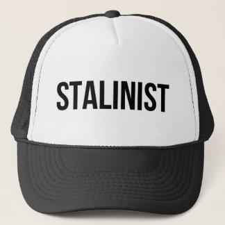 Stalinist Josef Stalin Soviet Union USSR CCCP Trucker Hat