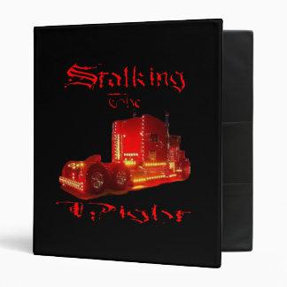 Stalking the Night 3 Ring Binders