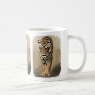 Stalking tigress Mug