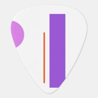 Stalling Guitar Pick