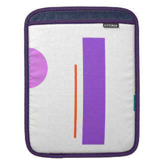 Stalling iPad Sleeve