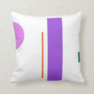 Stalling Throw Pillow