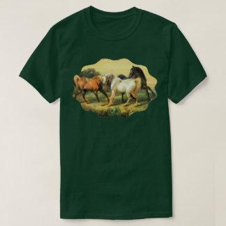 Stallion Horse Herd Unisex T-shirt