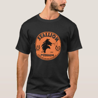 Stallion Pomade T-Shirt