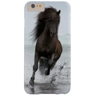 Stallion Running On Beach   North Atlantic Barely There iPhone 6 Plus Case