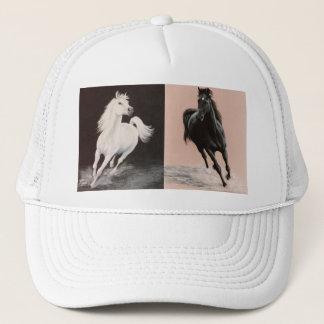 Stallions by DiDi Trucker Hat