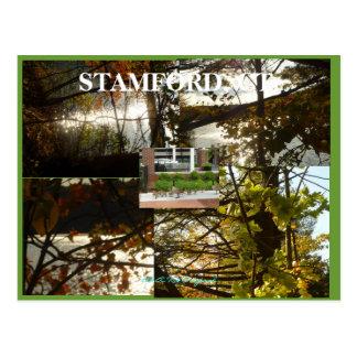 Stamford, Ct. Postcard