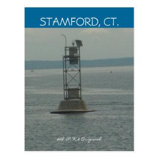 Stamford, Ct Water View Postcard... Postcard