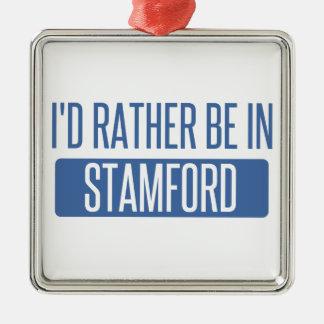 Stamford Metal Ornament