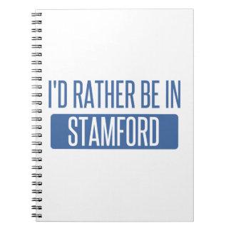 Stamford Notebook