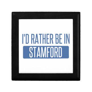 Stamford Trinket Boxes